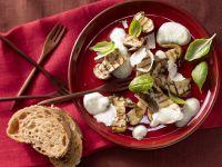 Grilled Porcini Mushrooms recipe