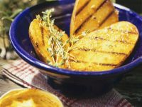 Grilled Potatoes with Caraway recipe