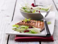 Grilled Salmon with Fennel recipe