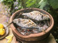 Grilled Sea Bream recipe