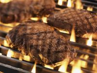 Grilled Sirloin Steaks recipe