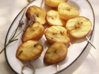 Grilled Sliced Peaches recipe
