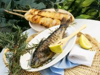 Grilled Trout with Rosemary recipe