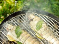 Grilled Trout with Sage recipe