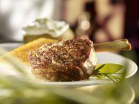 Seasoned Veal Steak recipe