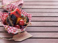 Grilled Vegetable Kebabs recipe