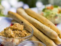 Grissini Breadsticks recipe