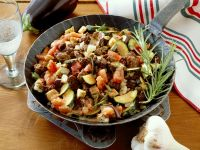 Ground Beef and Vegetables with Rosemary recipe