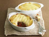 Ground Beef with Potato Topping (Shepherd's Pie) recipe