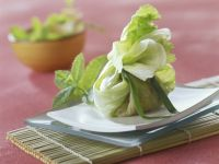 Ground Lamb Lettuce Wraps recipe