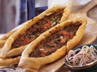 Ground Meat Pies recipe
