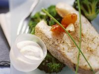 Haddock Steaks recipe