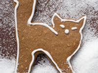 Halloween Cat Cookie recipe