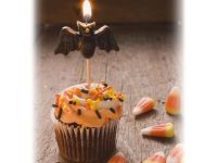 Halloween Chocolate Cupcakes recipe