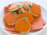 Hallowe'en Decorated Biscuits recipe
