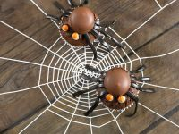 Hallowe'en Decorative Cakes recipe