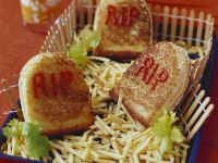 Halloween Grilled Cheese recipe