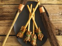 Halloween Nibble Sticks recipe
