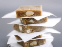 Nutty Honey Squares recipe