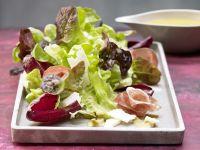 Ham and Cheese Salad recipe