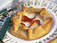 Ham and Cheese Tartlets