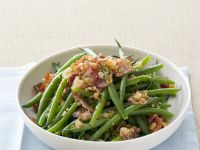Ham and String Beans recipe