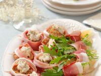 Ham Appetizers recipe