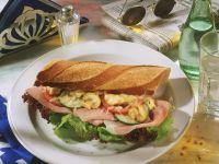 Ham Sandwich recipe