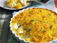 Hard-boiled Egg Gratin recipe