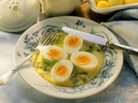 Hard-boiled Eggs in Mustard Sauce recipe