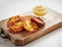 Hash Browns with Applesauce recipe