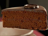 Hazelnut Chocolate Torte recipe