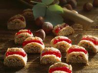 Hazelnut Cookies recipe