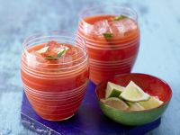 Healthier Bloody Mary Cocktail recipe
