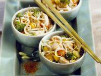 Healthy Asian Chicken Bowls recipe