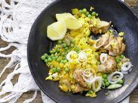 Chicken Paella recipe