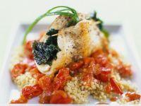 Healthy Chicken with Quinoa recipe