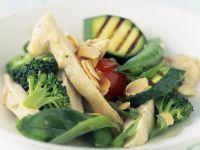 Healthy Chicken with Veggies recipe