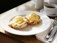 Healthy Egg and Bacon Breakfast recipe