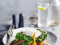 Healthy Egg Breakfast recipe