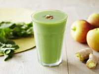 Healthy Green Apple Smoothie recipe
