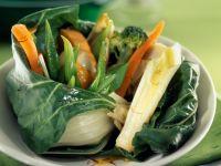 Healthy Mixed Veggies recipe
