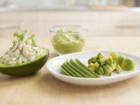 Healthy Stuffed Avocado Recipe recipe