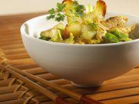 Healthy Turkey Stir-fry recipe
