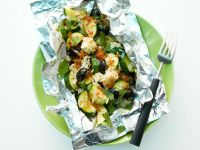 Healthy Veg Bake recipe
