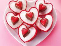 Heart Cupcakes recipe