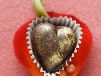 Heart-Shaped Chocolates recipe