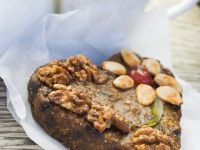 Heart Shaped Fruitcakes recipe