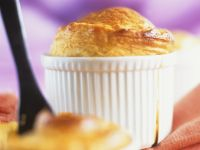 Hearty Cheese Soufflé recipe