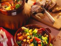 Hearty Lamb Stew recipe